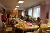 Kvartáni pomáhali seniorům