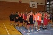 Okresní kolo v basketbalu chlapců