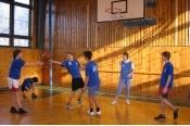 Okresní kolo basketbalu chlapců 2009